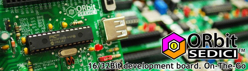 I2C EEprom interfacing | ORbit16™/ORbit32™