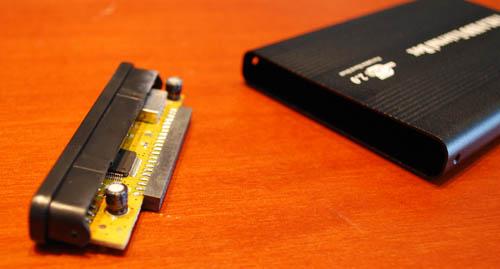 Come sostituire l 39 hard disk sul portatile e non senza - Hard disk esterno non letto ...