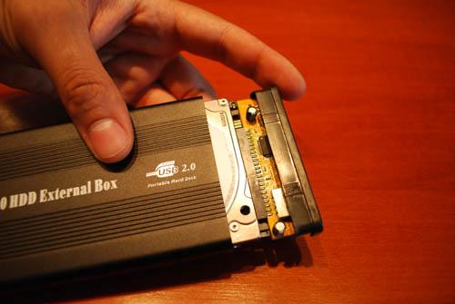 Come sostituire l 39 hard disk sul portatile e non senza formattare e senza reinstallare tutto d - Hard disk esterno non letto ...