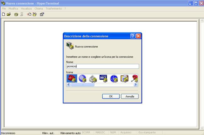 comunicazione_rs232_hyperterminal