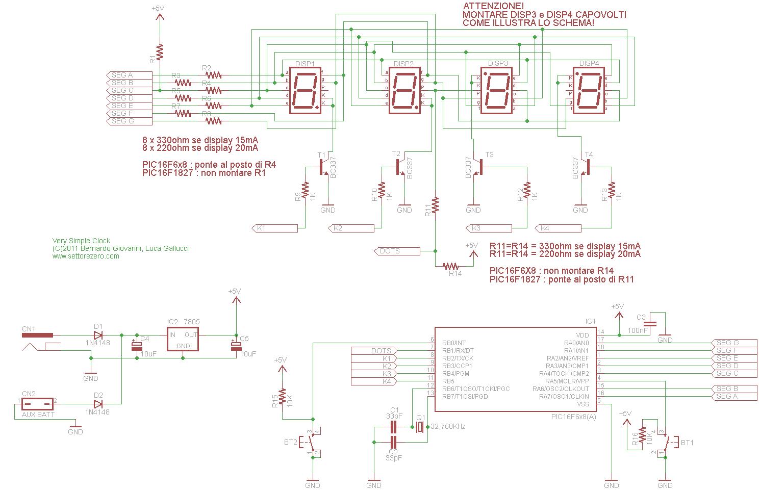 Schema Elettrico Elettrificatore : Schema elettrico orologio programmatore fare di una mosca