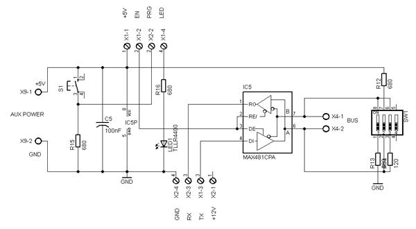 Schema elettrico