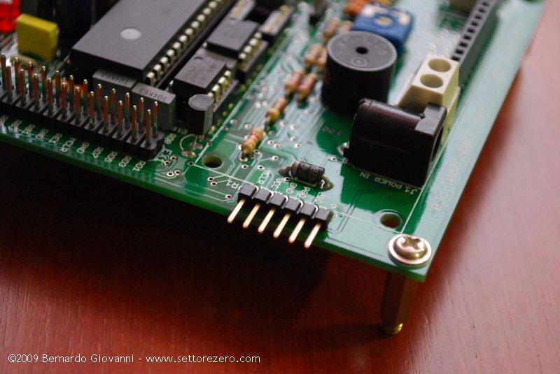 Connettore ICSP