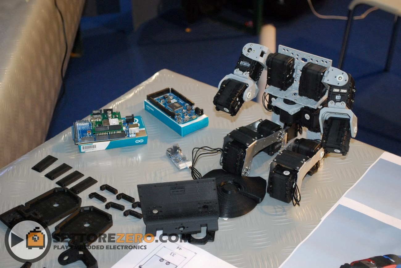 Robot by Robotis/Dynamixel