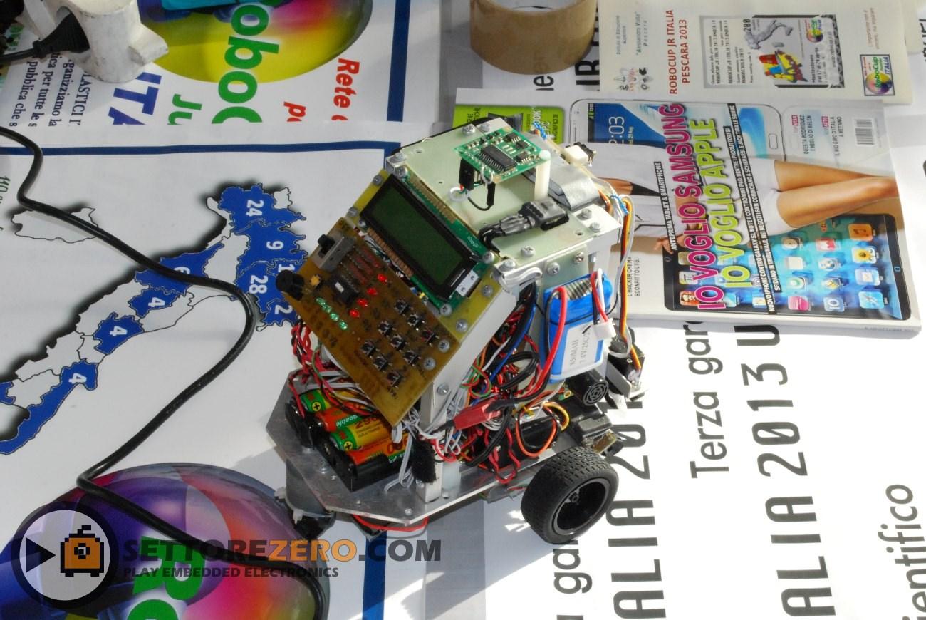 Robot da gara