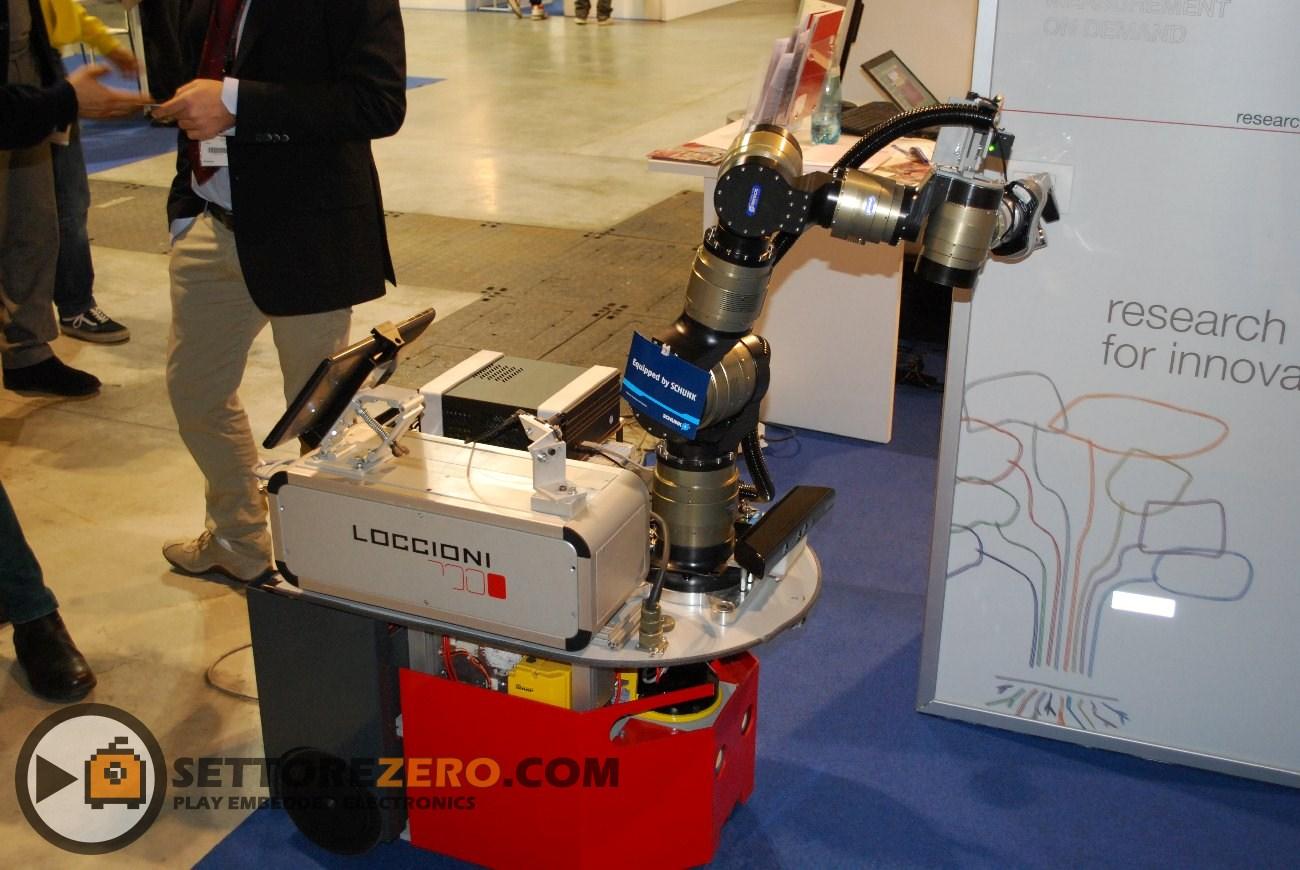 Robot by Loccioni