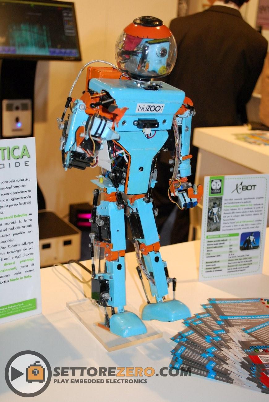 Robot della Nuzoo