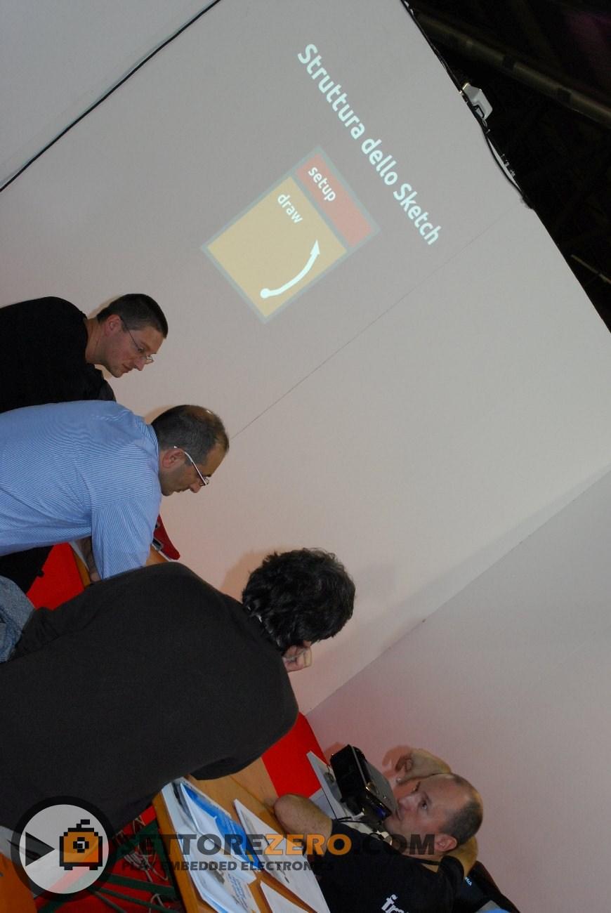Workshop su Arduino