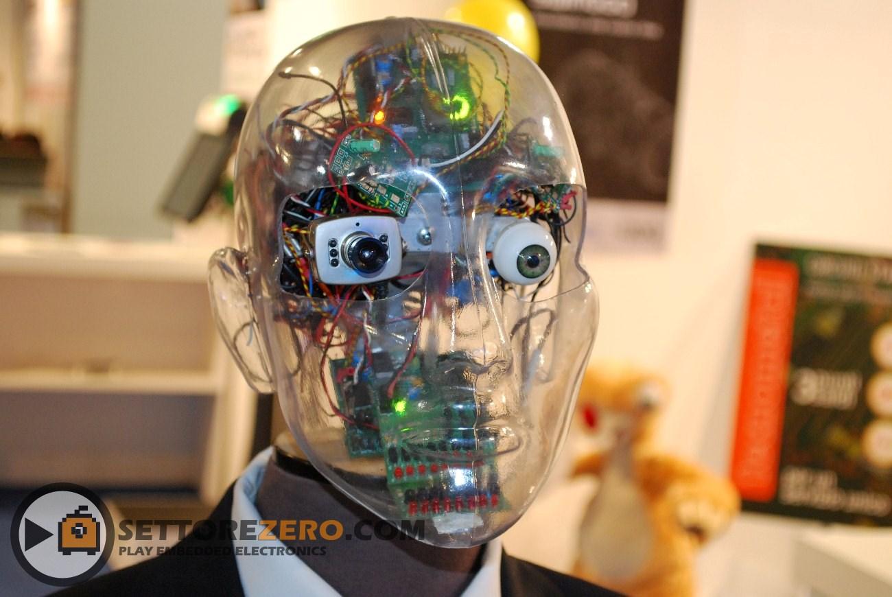 Stand Nuzoo robotics