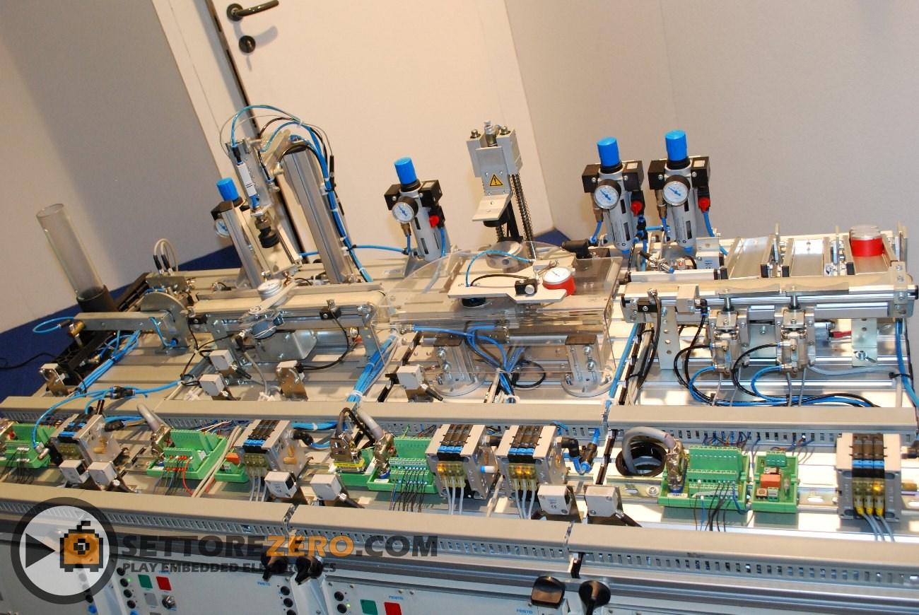 Automazione industriale by Festo