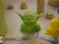 Yoda stampato con Sharebot