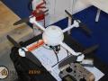 Quadricottero per riprese aeree