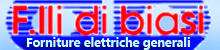 Fratelli Di Biasi materiale elettrico