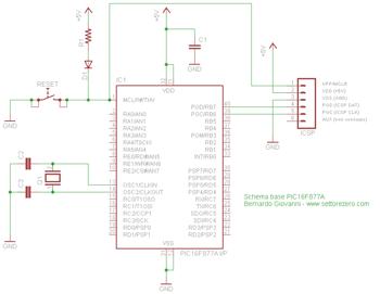 programmare_picmicro_schema_circuito_base_16F877_thumb