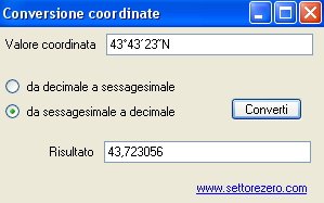 conversione_coordinate