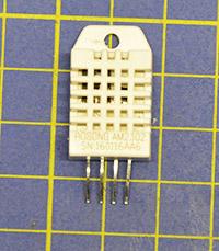 Il sensore DHT22 / AM2302