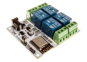 Linksprite Linknode R4 4-Relay WiFi Controller