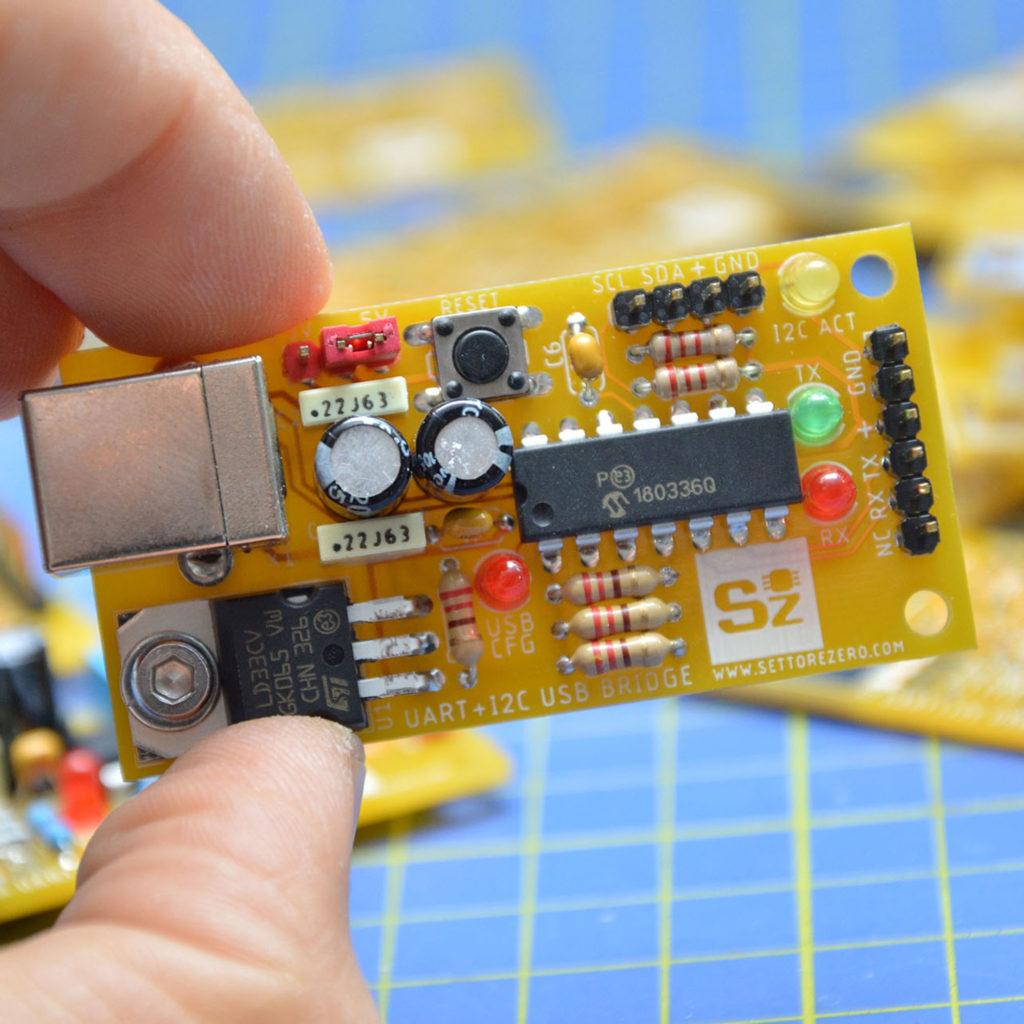 USB to UART/I2C Bridge