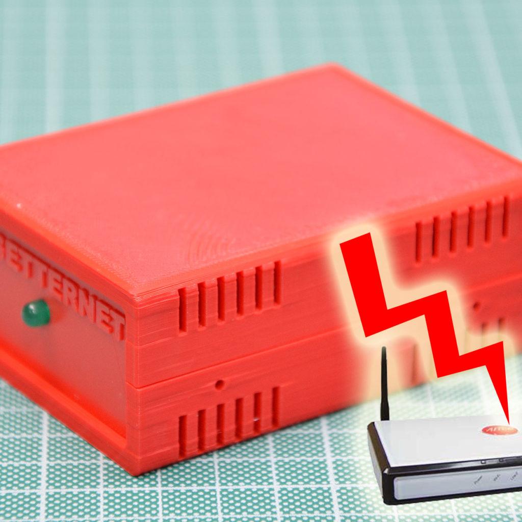 ResetterNET - resetta il router quando manca la linea