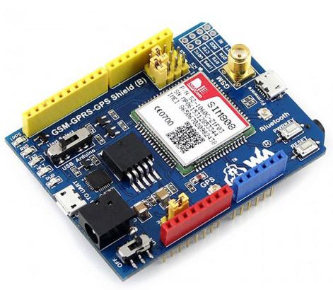 Arduino SIM808 GSM GPRS GSM