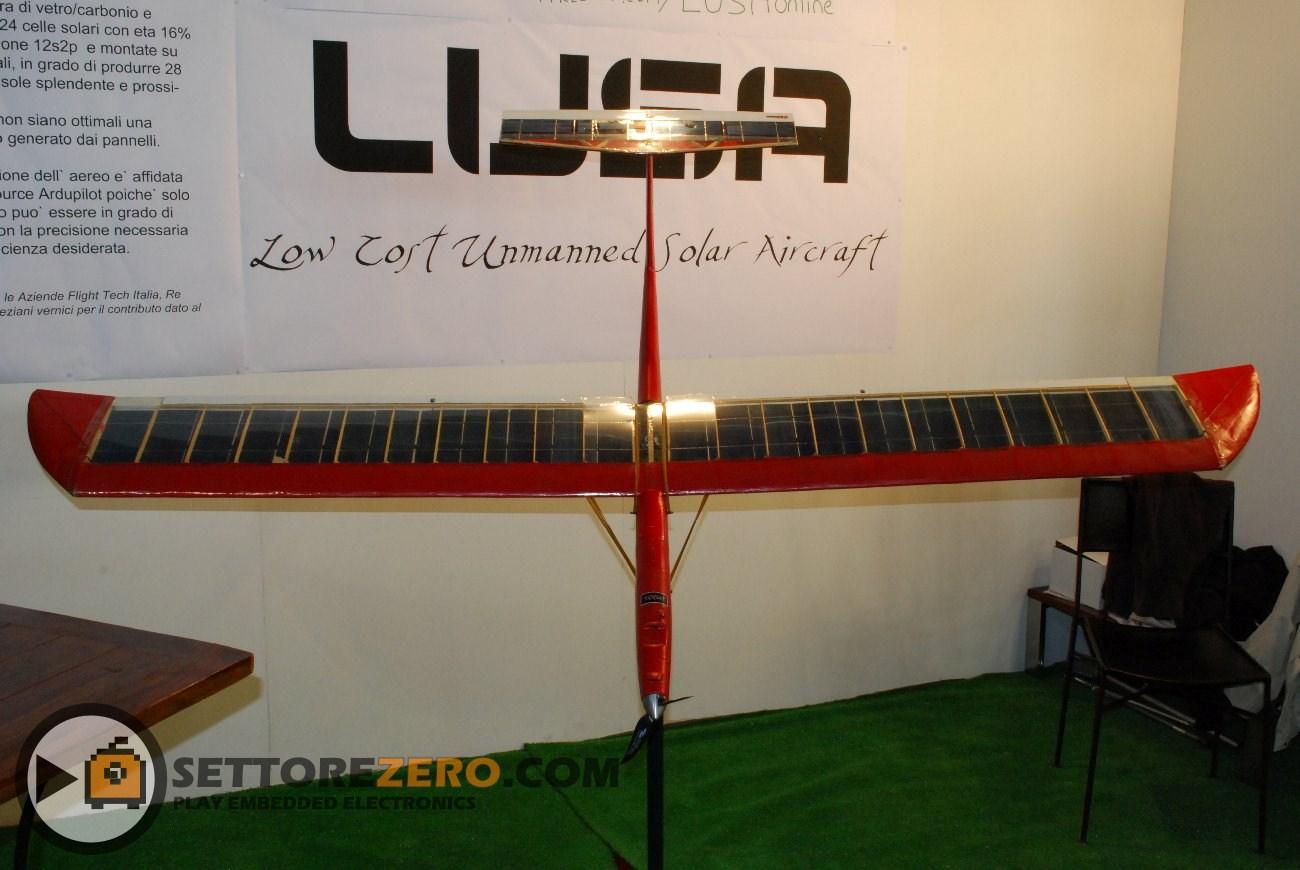 Aliante ad energia solare