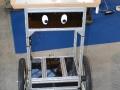 Robot che distribuiva caramelle