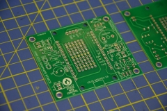 Controllare stufa a pellet da cellulare - PCB
